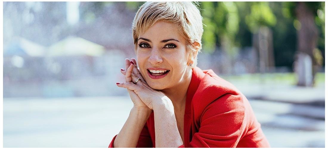 Willkommen bei Isabel Florido - Schauspielerin | Moderatorin
