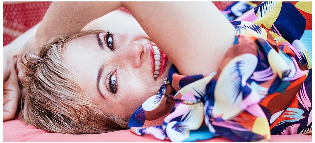 Willkommen bei Isabel Florido - Schauspielerin | Moderatorin | Sängerin